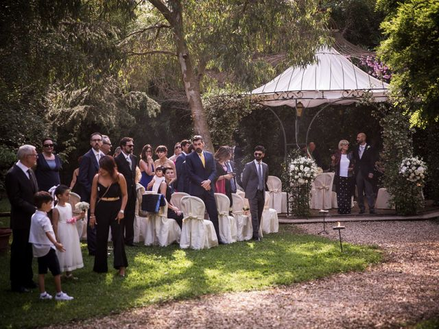 Villa San Nicola Roma Matrimonio