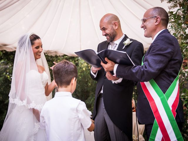 Il matrimonio di Andrea e Lara a Roma, Roma 44