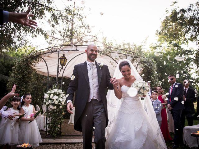 Il matrimonio di Andrea e Lara a Roma, Roma 64