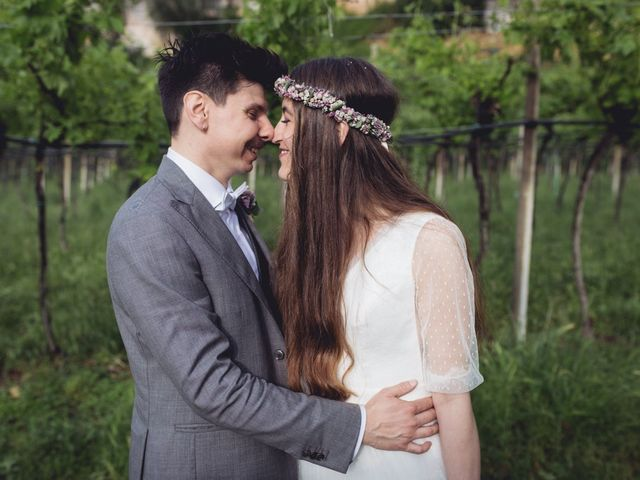 Il matrimonio di Ruben e Valeria a Verona, Verona 79
