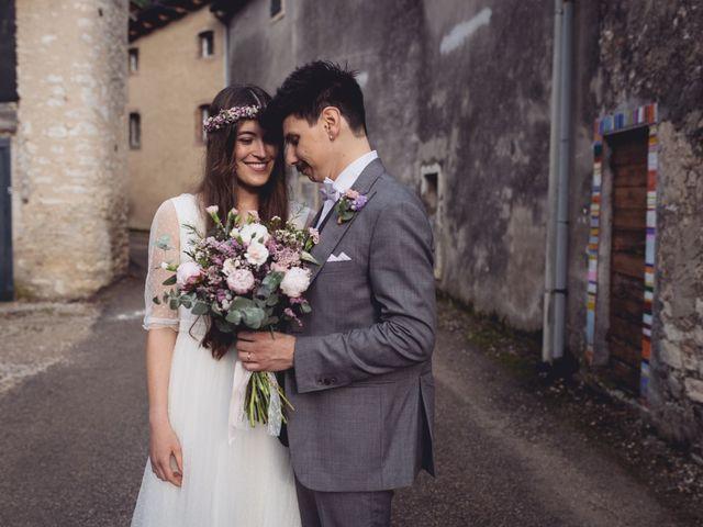 Il matrimonio di Ruben e Valeria a Verona, Verona 89