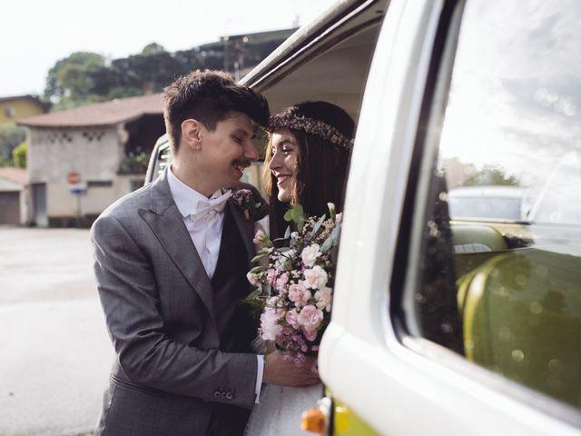 Il matrimonio di Ruben e Valeria a Verona, Verona 93