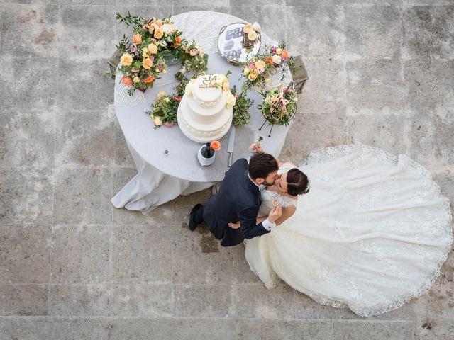 Le nozze di Federica e Alex