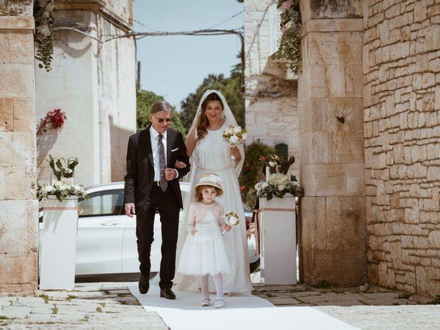 Il matrimonio di Francesco e Valentina a Terlizzi, Bari 15