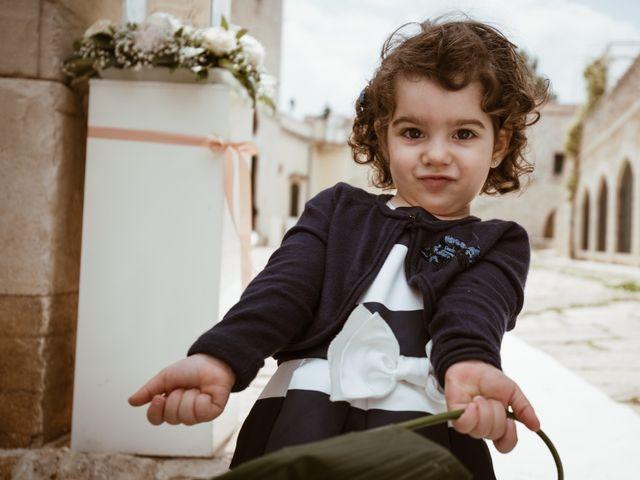 Il matrimonio di Francesco e Valentina a Terlizzi, Bari 21