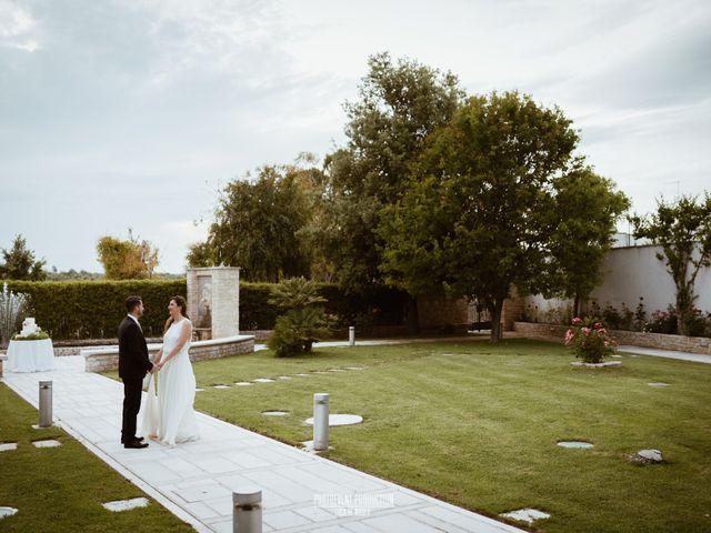 Il matrimonio di Francesco e Valentina a Terlizzi, Bari 35