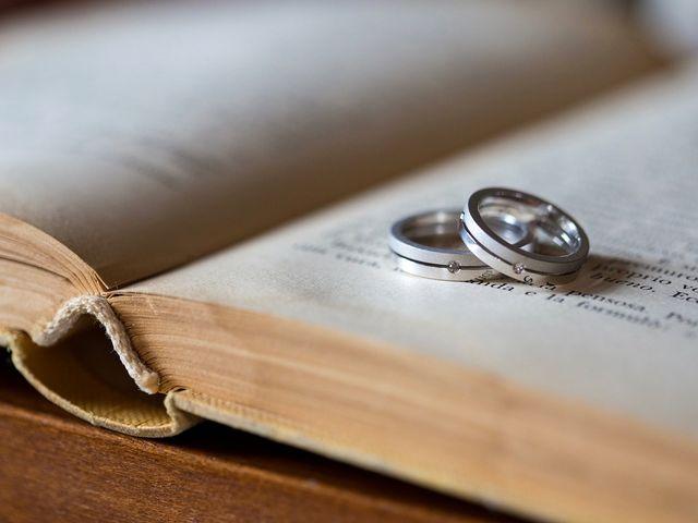 Il matrimonio di Fabio e Michela a Pomezia, Roma 12