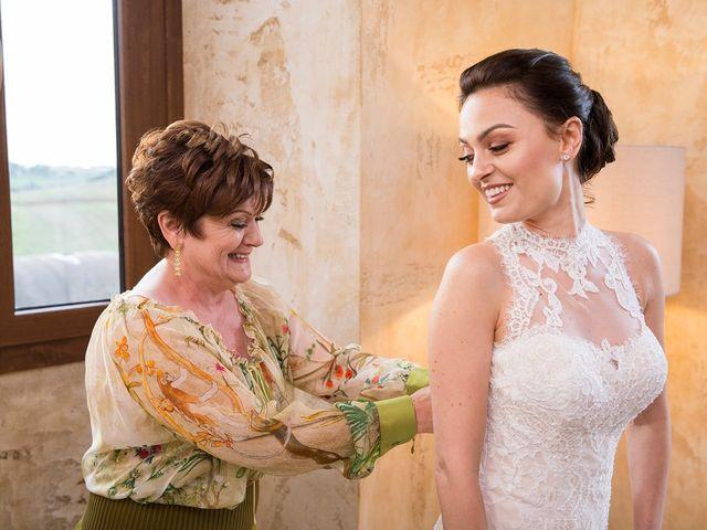 Il matrimonio di Fabio e Michela a Pomezia, Roma 19
