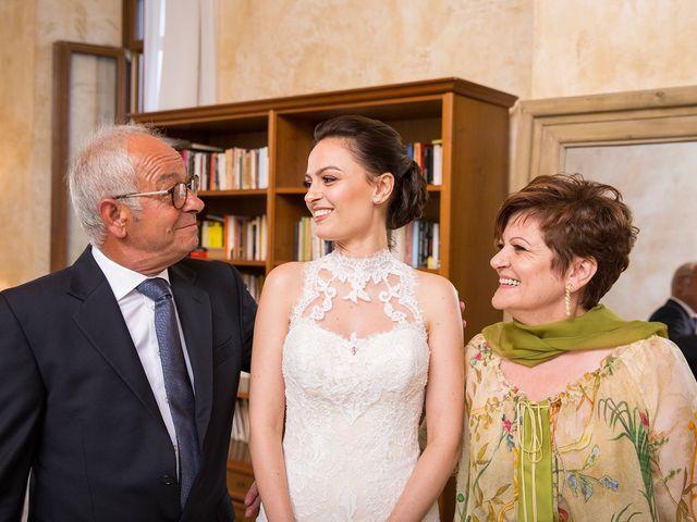 Il matrimonio di Fabio e Michela a Pomezia, Roma 20
