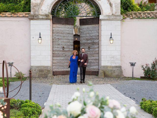 Il matrimonio di Fabio e Michela a Pomezia, Roma 22
