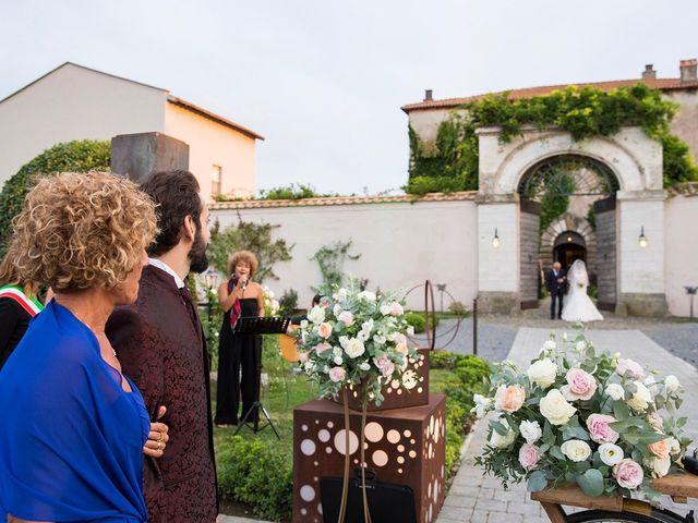 Il matrimonio di Fabio e Michela a Pomezia, Roma 24