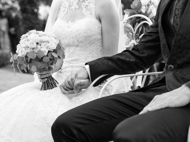 Il matrimonio di Fabio e Michela a Pomezia, Roma 30