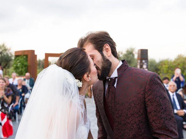 Il matrimonio di Fabio e Michela a Pomezia, Roma 33