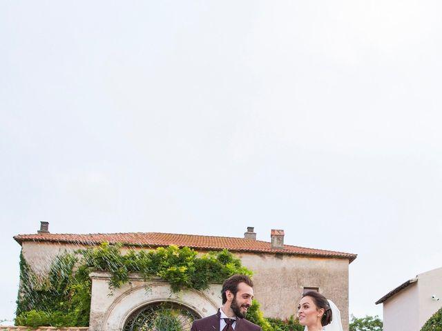 Il matrimonio di Fabio e Michela a Pomezia, Roma 35
