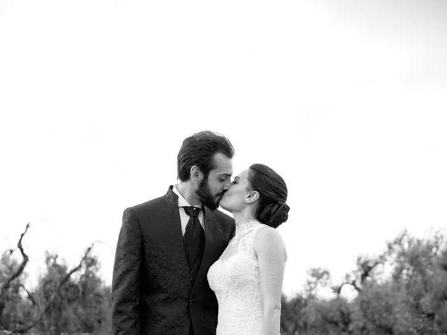 Il matrimonio di Fabio e Michela a Pomezia, Roma 36