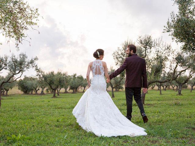 Il matrimonio di Fabio e Michela a Pomezia, Roma 37