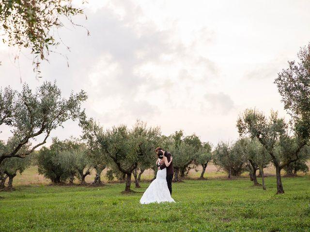Il matrimonio di Fabio e Michela a Pomezia, Roma 38