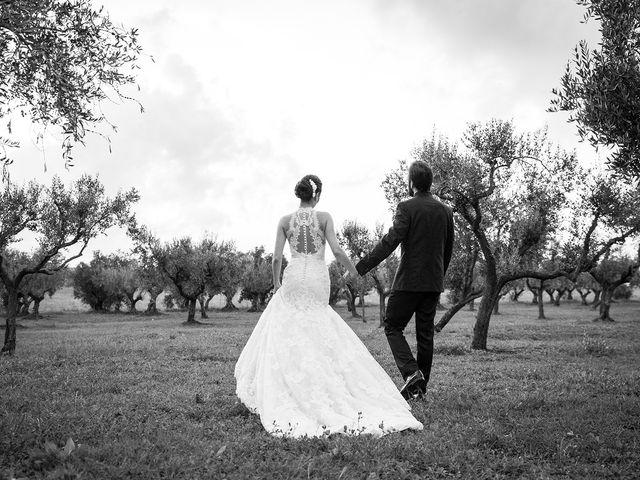 Il matrimonio di Fabio e Michela a Pomezia, Roma 39