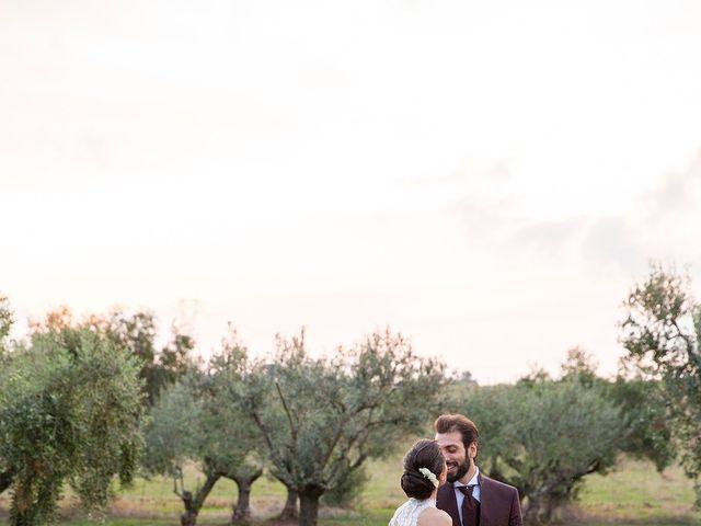 Il matrimonio di Fabio e Michela a Pomezia, Roma 40