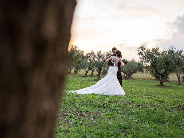 Il matrimonio di Fabio e Michela a Pomezia, Roma 41