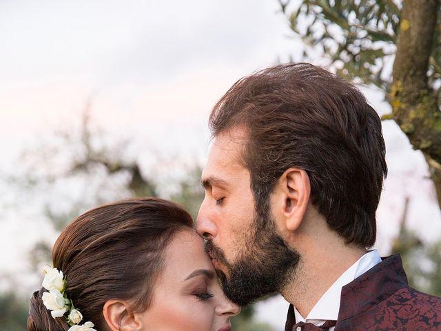 Il matrimonio di Fabio e Michela a Pomezia, Roma 42