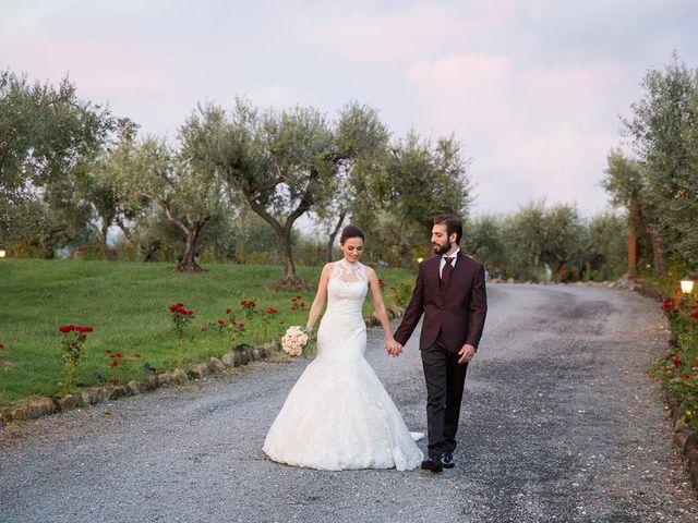 Il matrimonio di Fabio e Michela a Pomezia, Roma 43
