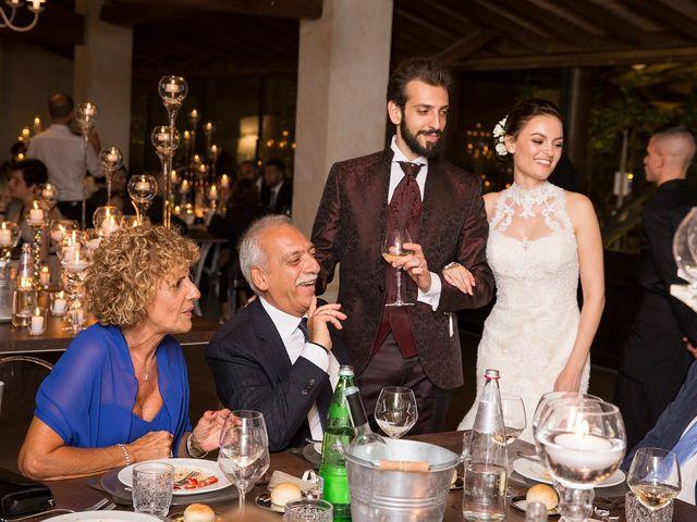 Il matrimonio di Fabio e Michela a Pomezia, Roma 55
