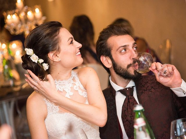 Il matrimonio di Fabio e Michela a Pomezia, Roma 56