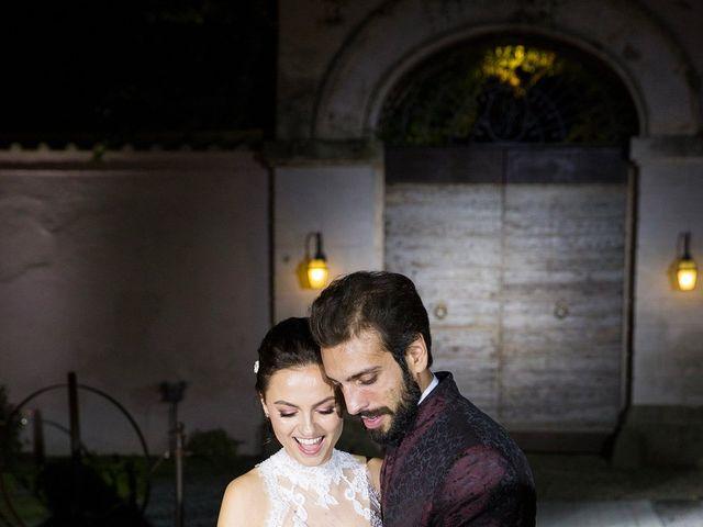 Il matrimonio di Fabio e Michela a Pomezia, Roma 59