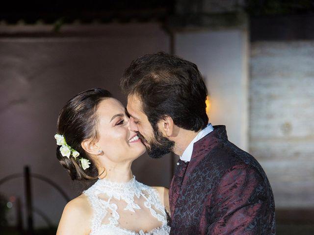 Il matrimonio di Fabio e Michela a Pomezia, Roma 60