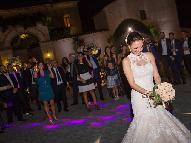 Il matrimonio di Fabio e Michela a Pomezia, Roma 63