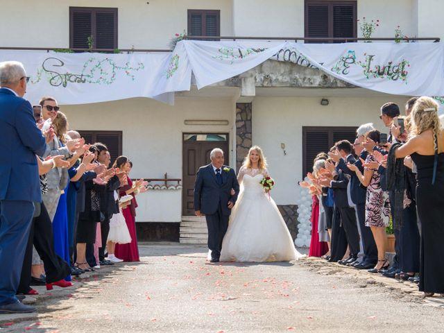 Il matrimonio di Luigi e Marianna a Telese Terme, Benevento 29