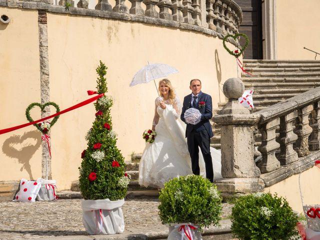 Il matrimonio di Luigi e Marianna a Telese Terme, Benevento 32