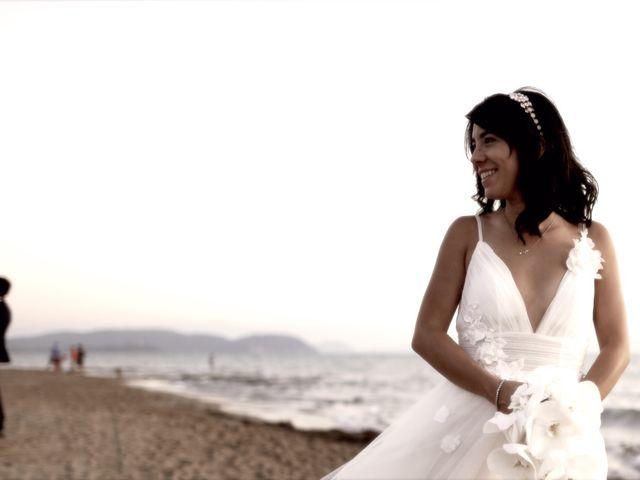 Il matrimonio di Arrigo e Valentina a San Vincenzo, Livorno 1