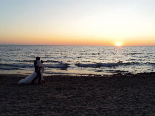 Il matrimonio di Arrigo e Valentina a San Vincenzo, Livorno 2