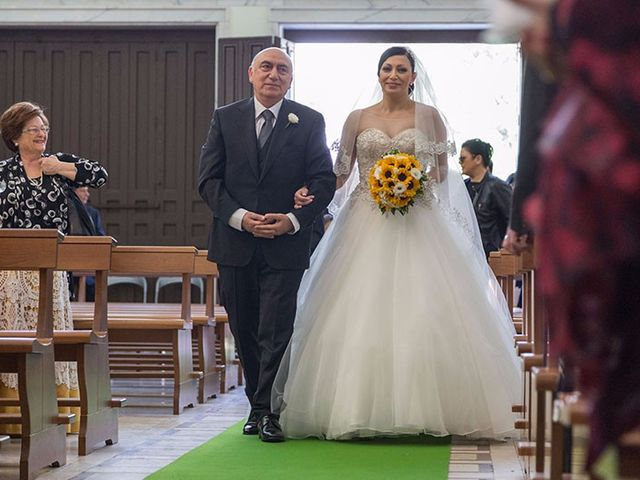 Il matrimonio di Albert e Maria Pia a Reggio di Calabria, Reggio Calabria 12