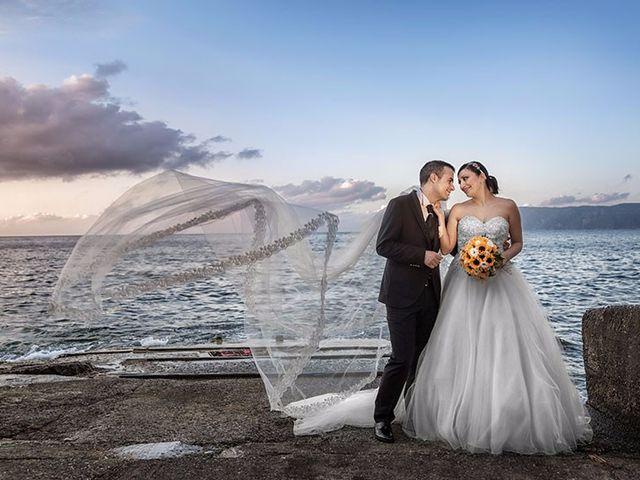 Le nozze di Maria Pia e Albert