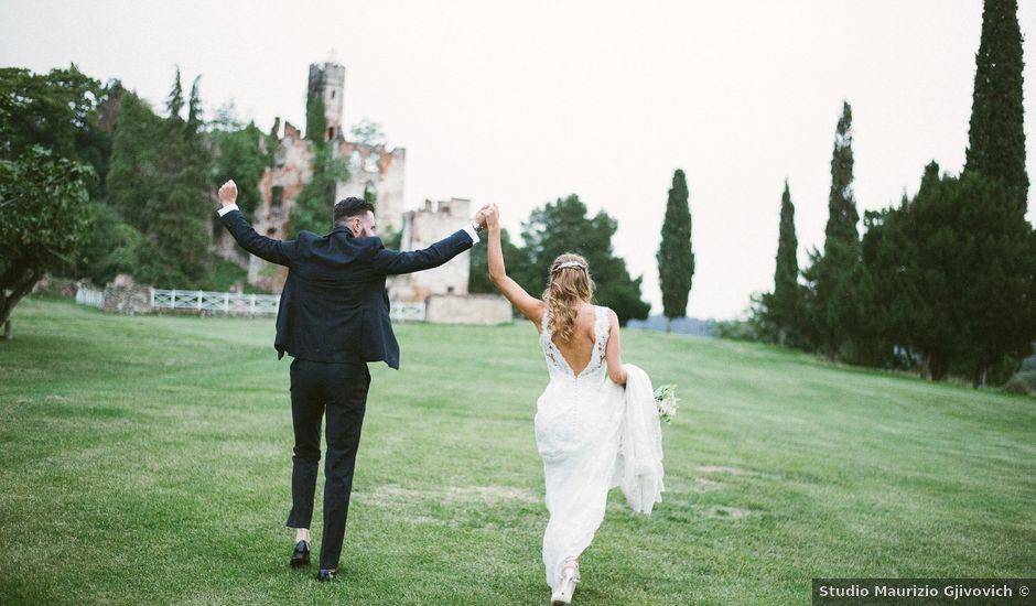 Il matrimonio di Etienne e Stephanie a Cerrione, Biella