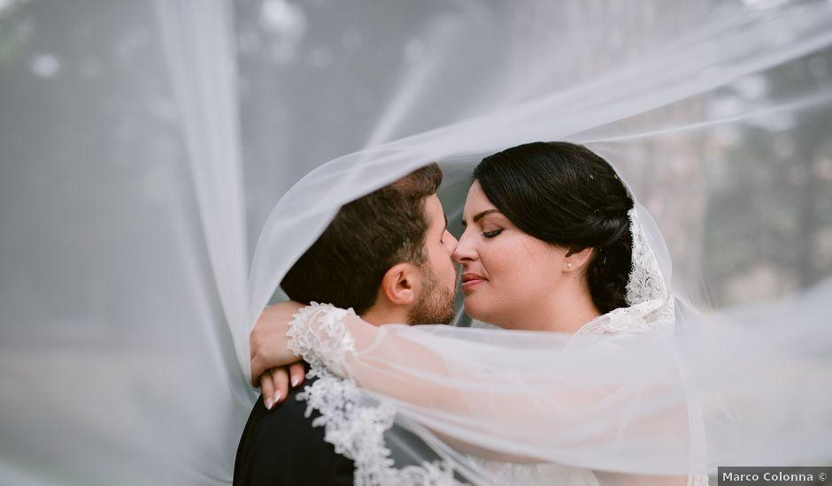 Il matrimonio di Luca e Rachele a Falerna, Catanzaro