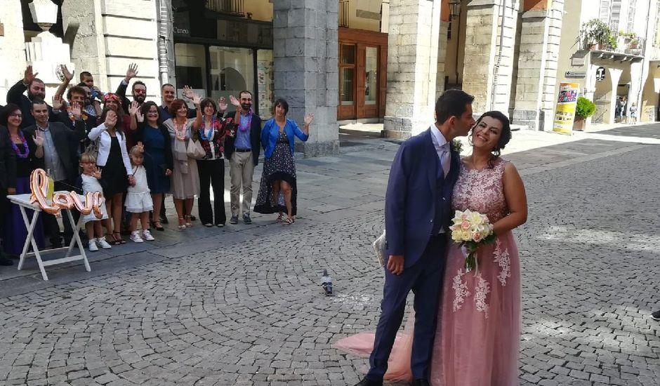 Il matrimonio di Enrico  e Nina  a Cuneo, Cuneo