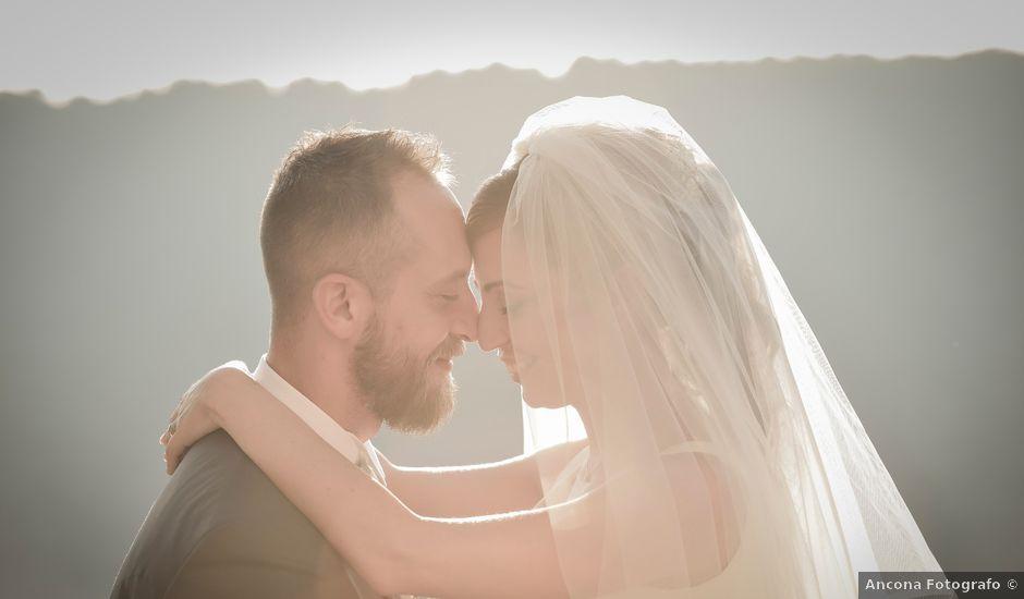 Il matrimonio di Federica e Daniele a Nemi, Roma