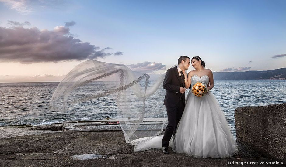 Il matrimonio di Albert e Maria Pia a Reggio di Calabria, Reggio Calabria