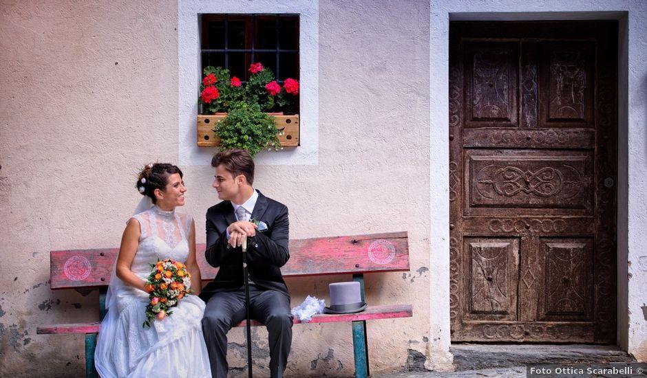 Il matrimonio di Matteo e Silvia a Aosta, Aosta