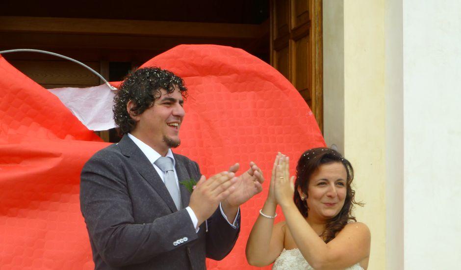 Il matrimonio di Mattia e Irene a Mirano, Venezia
