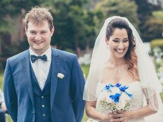Le nozze di Jasmine e Matteo