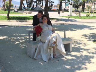 Le nozze di Graziella e Sebastiano