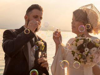 Le nozze di Stefania e Abramo