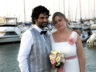 Le nozze di Donatella e Roberto