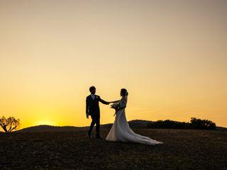Le nozze di Claudio e Francesca