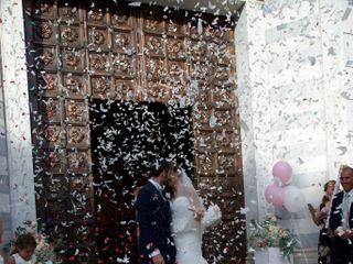Le nozze di Jennifer  e Ivan  1